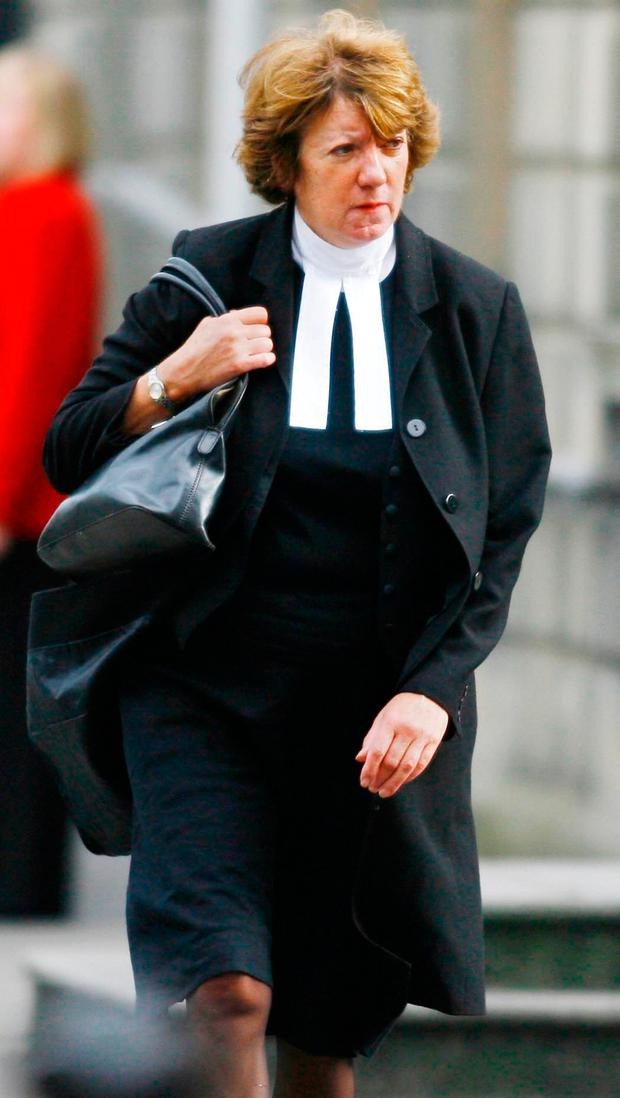 Warning: Circuit Court judge Jacqueline Linnane. Picture: Courtpix