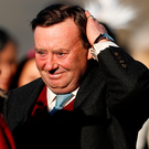 Nicky Henderson. Photo: Reuters