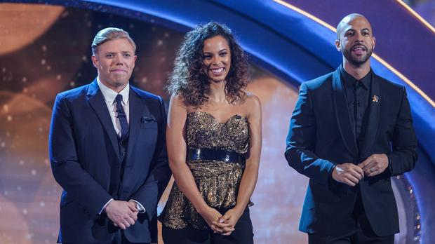 Children In Need's star-studded TV show was a ratings success (BBC/Kieron McCarron)