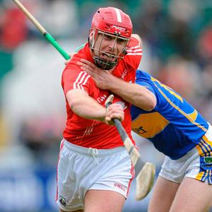 Ronan Curran during his playing days: 'The whole safety area has to be looked into'. Photo: Matt Browne / Sportsfile