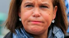 SF leader Mary Lou McDonald wants apology