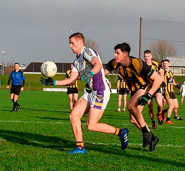 Apart from Paul Mannion (above) there are at least six Kilmacud players who would get on any county team — except Dublin. Photo by Daire Brennan/Sportsfile