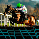 Jumping to it: Sharjah, with Paul Townend up, on the way to victory in the Unibet Morgiana Hurdle at Punchestown yesterday. Photo by Seb Daly/Sportsfile
