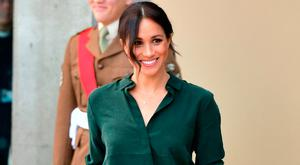 Meghan Markle's outfit may have open up female market. Photo: PA