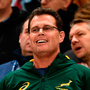 South Africa's head coach Rassie Erasmus. Photo: AFP/Getty Images