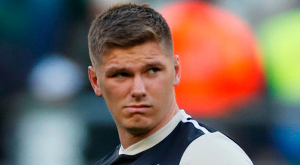 England star Owen Farrell in race to be fit for Six Nations opener with Ireland after thumb surgery