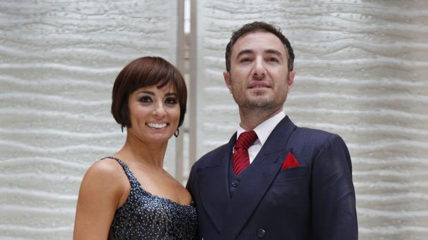 Flavia Cacace was in an 11-year relationship with Vincent Simone (Jonathan Brady/PA)