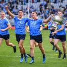 One third of the players selected by Pat Spillane are from Jim Gavin's Dublin