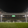 15 November 2018; A general view of the pitch prior to the International Friendly match between Republic of Ireland and Northern Ireland at the Aviva Stadium in Dublin. Photo by Harry Murphy/Sportsfile