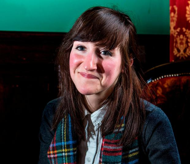Sara Baume's 'A Line Made by Walking' has made the long-list for the literary award