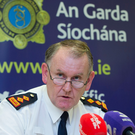 Chief Superintendent Christy Mangan. Photo: Colin O'Riordan
