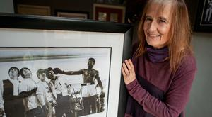 Terrie Colman-Black has been collecting Beatles memorabilia since she was a child