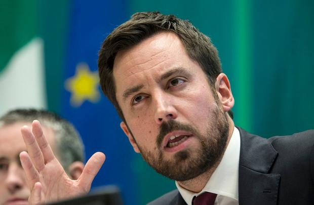 Pressure: Housing Minister Eoghan Murphy. Photo: Colin O'Riordan