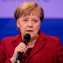Speaking her mind: German Chancellor Angela Merkel. Photo: Kay Nietfeld/Pool via REUTERS