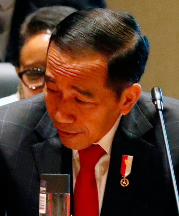 Indonesian President Joko Widodo. Photo: REUTERS/David Gray