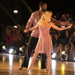 Evanna Lynch on Dancing With The Stars
