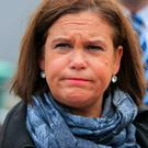 Fundraiser: Mary Lou McDonald missed Armistice Day for events in Canada and the United States