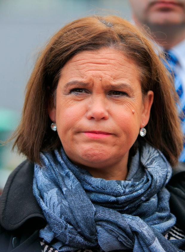 Mary Lou McDonald has had a torrid few months