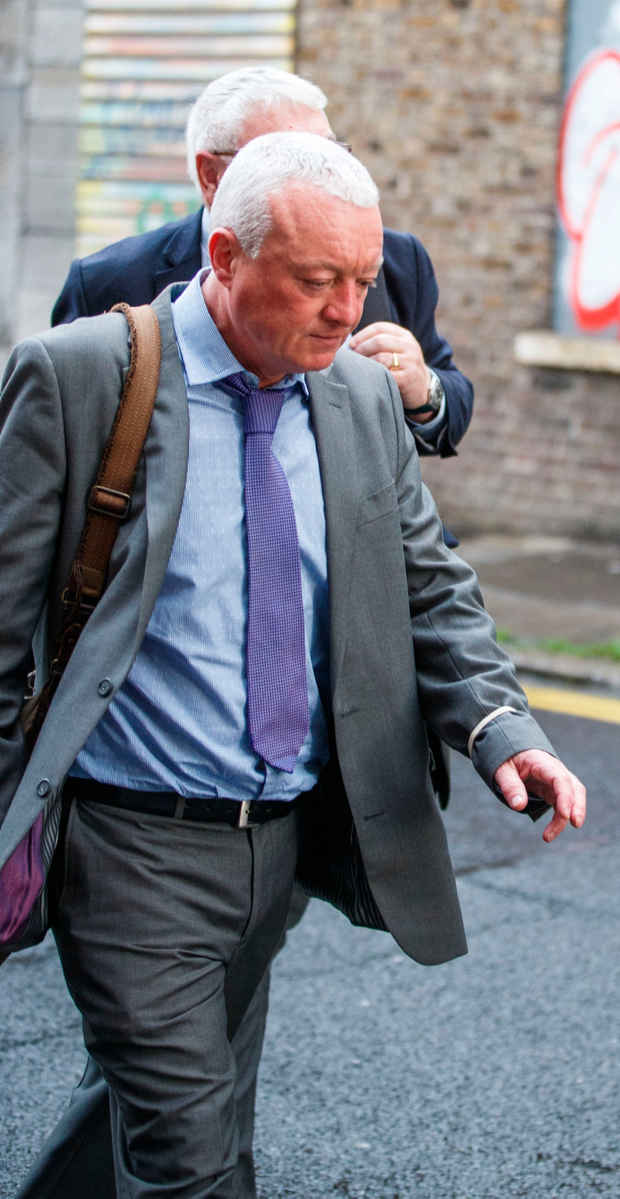 Alan Lloyd advised clients without a proper certificate. Picture: Mark Condren
