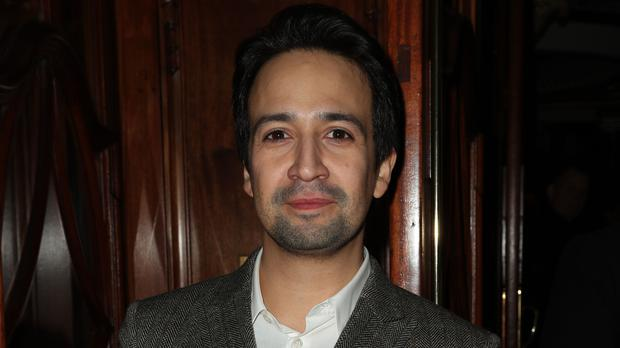 Hamilton creator Lin-Manuel Miranda is to be honoured with a star on the Hollywood Walk of Fame (Jonathan Brady/PA)