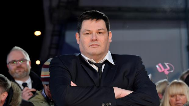 Mark Labbett has said he convinced Anne Hegerty to go on I'm A Celebrity (PA)