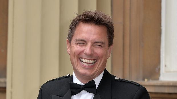 John Barrowman succeeded in the trial (PA)