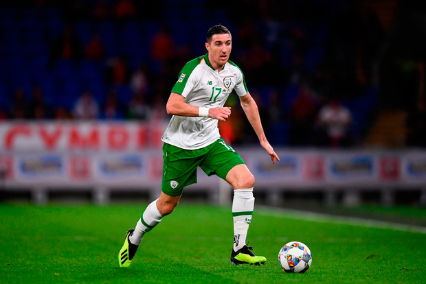 Stephen Ward has announced his retirement from international football