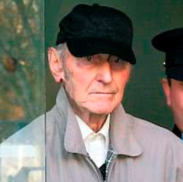 Former scout leader John 'Jack' Dunne, who died at the age of 83