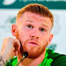 James McClean Photo: Seb Daly/Sportsfile