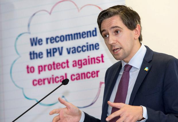Persuasion: Messages on prevention by the likes of Health Minister Simon Harris are being ignored by large swathes of the population. Photo: Colin O'Riordan