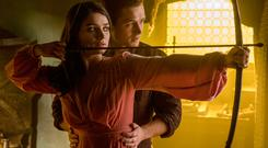 Taron Egerton and Eve Hewson fall for each other
