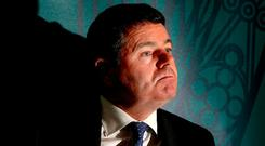 Embarrassing climbdown: Finance Minister Paschal Donohoe. Photo: Gerry Mooney