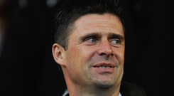 New wave?: Niall Quinn has managed and been chairman of an English club and remained popular with supporters. Photo: Getty Images
