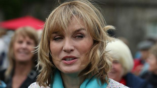 Fiona Bruce is reported to have been offered the presenter's role on Question Time (Andrew Milligan/PA)