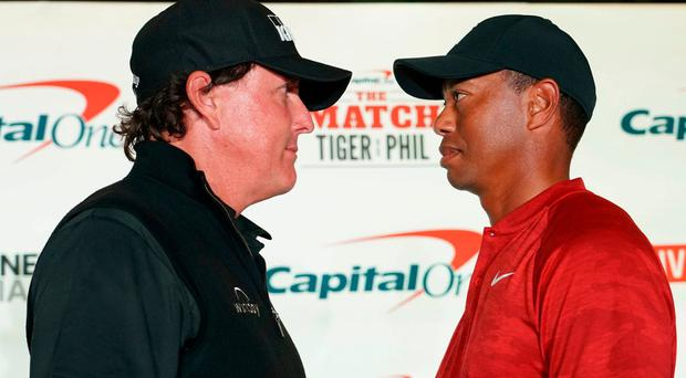 Tiger Woods vs Phil Mickelson: 'The Match' is a shameless act even by Las Vegas standards