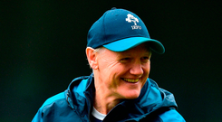 Ireland head coach Joe Schmidt. Photo: Matt Browne/Sportsfile
