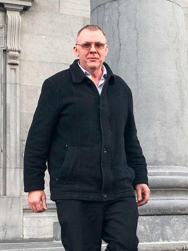 'If you get hurted, you get hurted': Gerry McDonagh has received €40,700 in compensation payments over the years