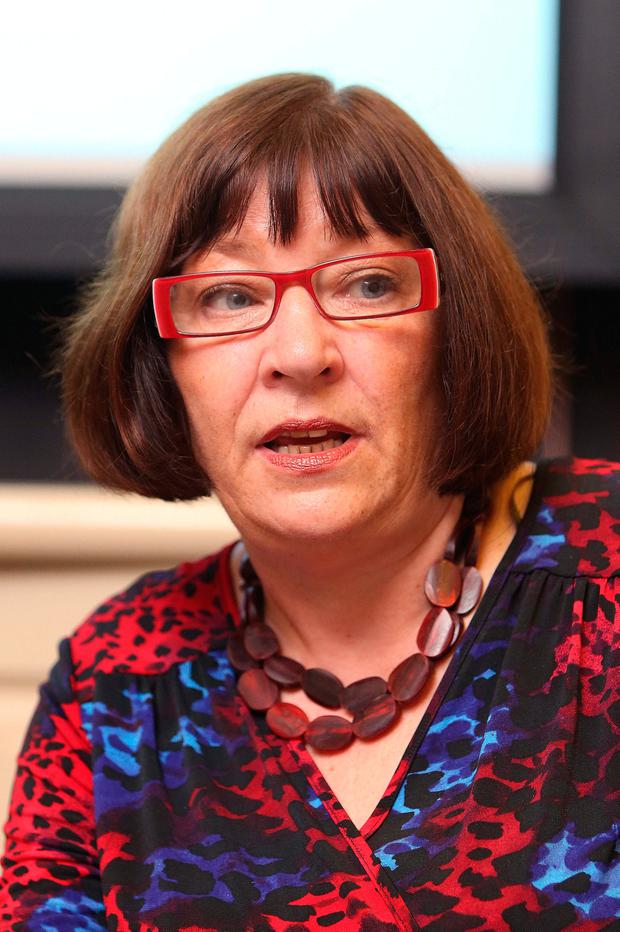 Maeve Lewis: One in Four director expects a rise in alleged victims. Photo: Damien Eagers
