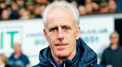 Mick McCarthy is to return as Irish boss after agreeing €1.2m contract. Photo: Glenn Sparkes/Getty Images