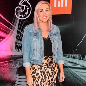 Tracy Clifford at the launch of Three's new partnership with Chinese-based smart device company Xiaomi at the Morrison Hotel, Dublin. Picture: Brian McEvoy