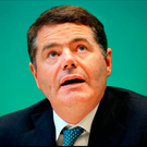 Minister for Finance Paschal Donohoe