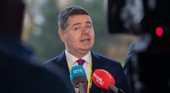 Finance Minister Paschal Donohoe. Picture by Fergal Phillips
