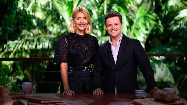 TAG TEAM: Holly Willoughby and Declan Donnelly on 'I'm a Celebrity... Get Me Out of Here!'