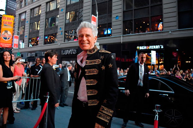 TIME ON HIS HANDS: US bassist Adam Clayton revels in his collection of rare and luxury wristwatches. Picture: Getty