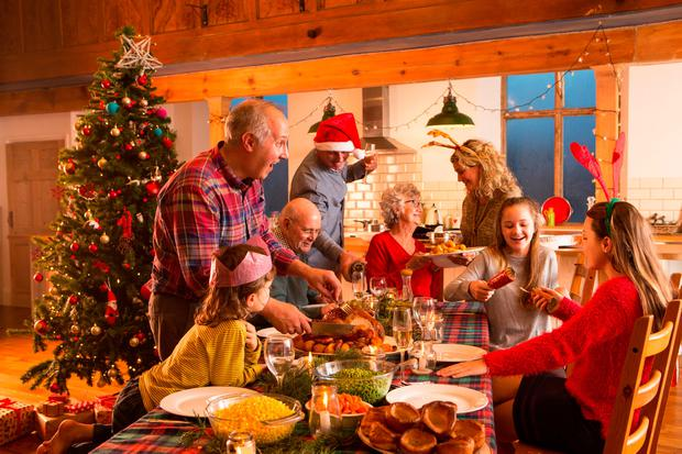 Family Christmas.How To Survive Toxic Family Members This Christmas The