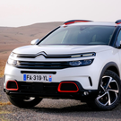 SAFETY FEATURES: The C5 Aircross comes with 20 driver assistance systems