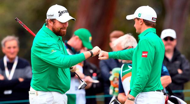 Belgium win the World Cup of Golf with Ireland's Shane Lowry and Paul Dunne finishing in a tie for 10th