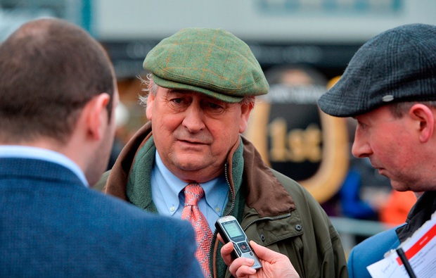 Meade: Claimed feature prize in Navan. Photo by Oliver McVeigh/Sportsfile
