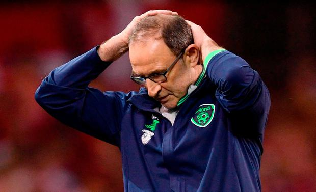 Former Republic of Ireland manager Martin O'Neill. Photo: Ramsey Cardy/Sportsfile