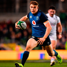 'Some of the things that Ringrose did, with and without the ball, against the USA on Saturday were sensational.' Photo by Seb Daly/Sportsfile